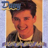 Cover Davy [BE] - Licht uit, spot aan